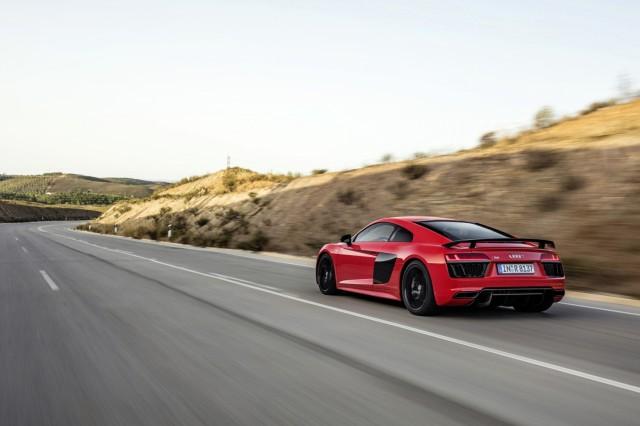 2018 Audi R8 Preview
