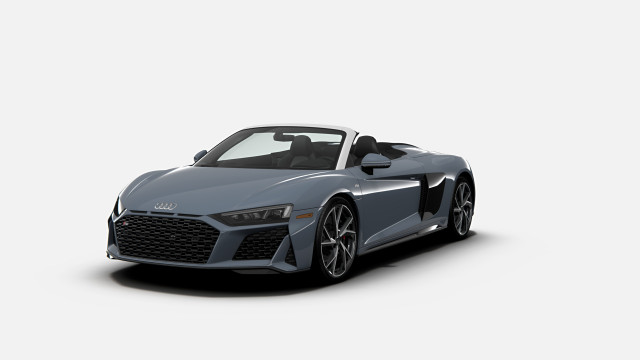 2021 Audi R8 V10 RWD Spyder