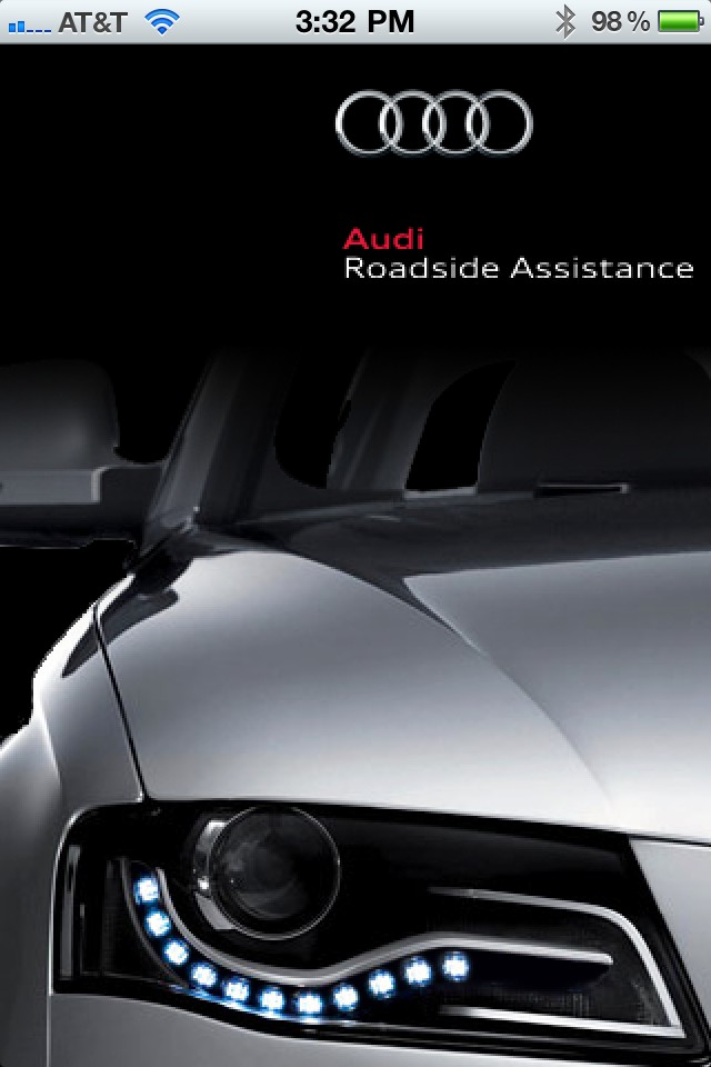 Audi Goes Mobile With New Roadside Assistance App - Audi roadside service