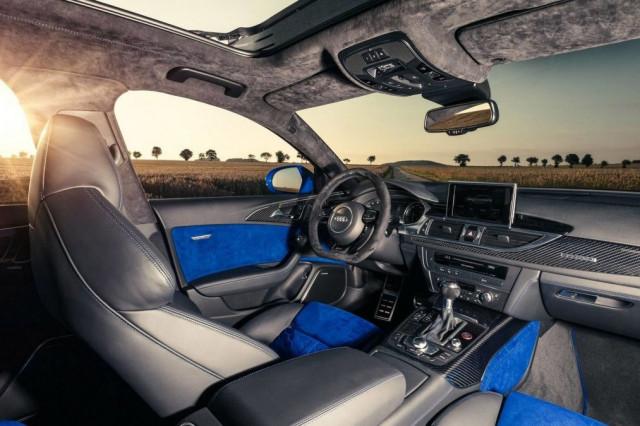 Audi And Formula E Partner Abt Build Hp RS Avant Swan Song - Audi rs6 2018