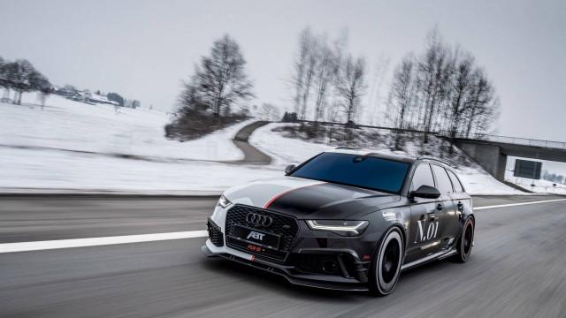Jon Olsson's Project Phoenix Audi RS6+ Abt Avant