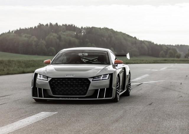 Audi TT Clubsport Turbo concept, 2015 Wörthersee Tour