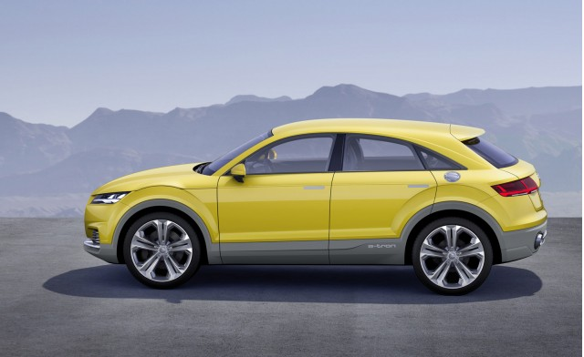 Audi Q Confirmed For - Audi q4