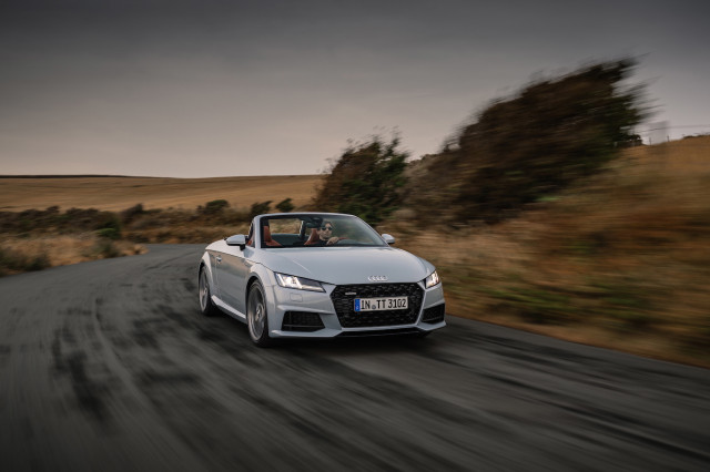 2019 Audi TT 20 Years special edition