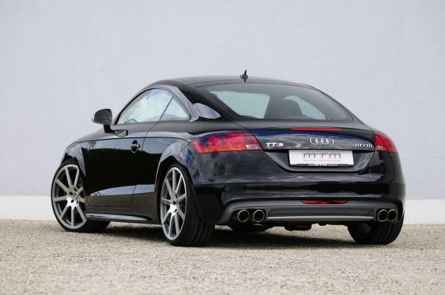MTM builds Audi TTS to 380hp