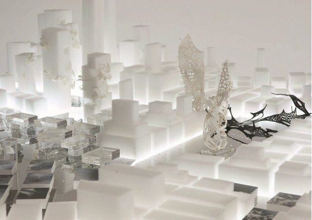 Audi Urban Future: Project New York -- visions of five up-and-coming New York architects