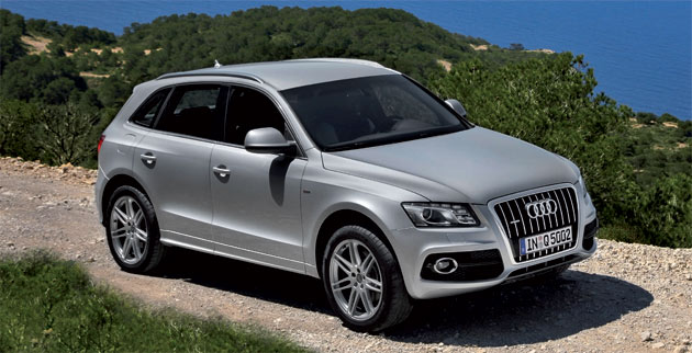 With the 2009 Audi Q5, you can veer off on a bed-and-breakfast bender--just don't leave steering to the weak.
