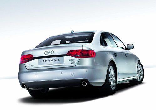 2009 Audi A4L