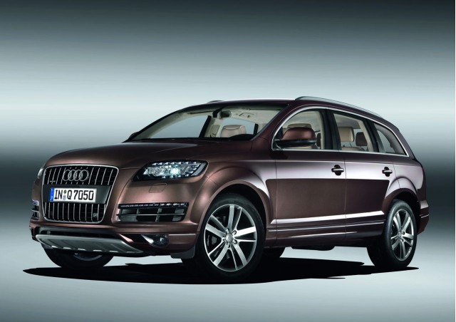 2010 Audi Q7 Are Suvs Making A Comeback