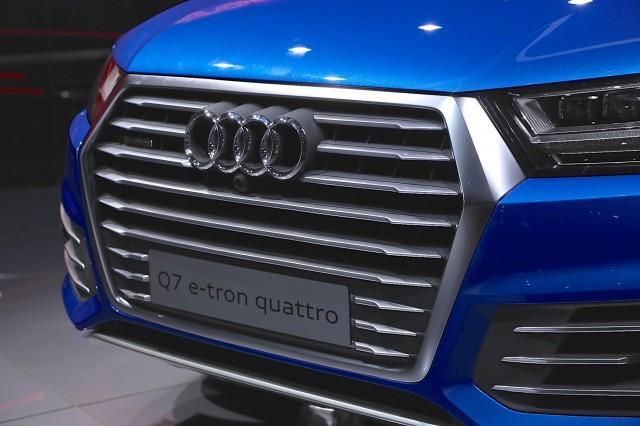 Audi ETron Electric SUV Chrysler EAWD CT ElectricCar - Audi car incentives