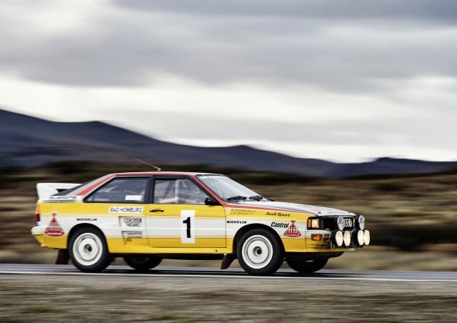 1983 Audi Quattro A2 Group B