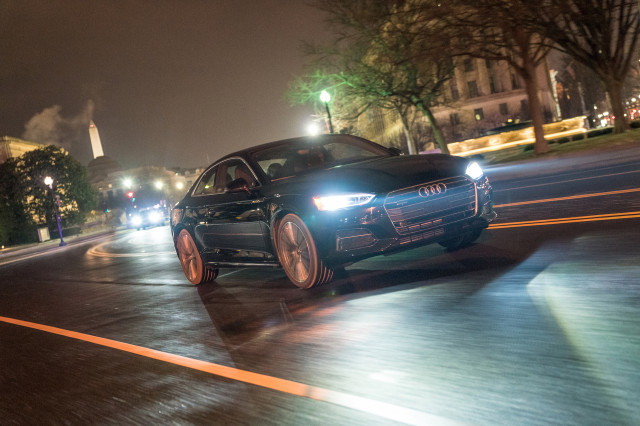 Audi brings Traffic Light Info system to Washington DC