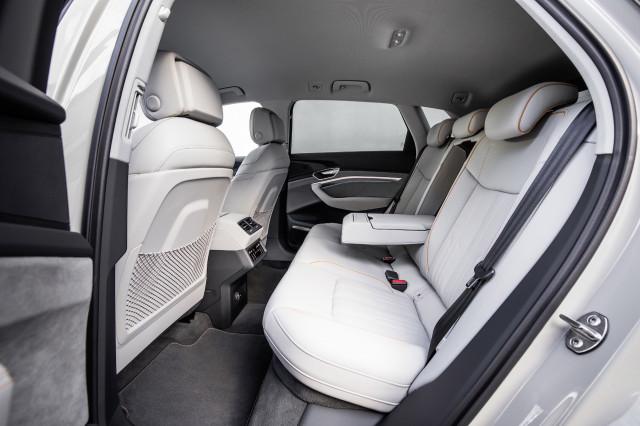 Audi E Tron Electric SUV Interior