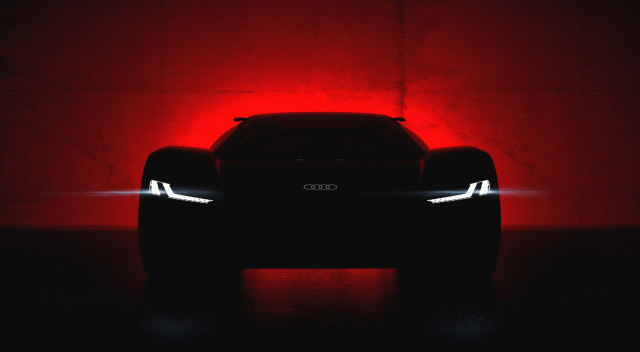 Shocking: Audi to debut electric supercar concept at Pebble Beach