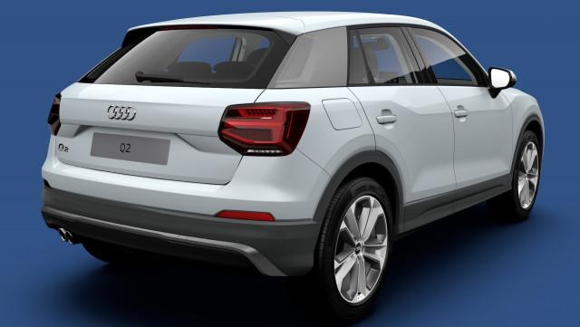 Audi puts partial matte paint into production