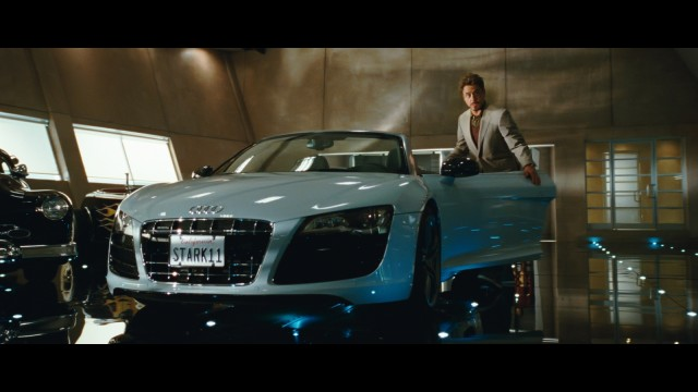 Audi's Tony Stark Innovation Challenge