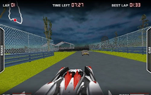 Audi's 'Truth in 24' game for the iPhone and iPod