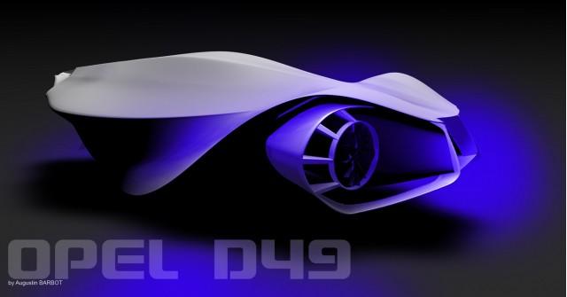 Augustin Barbot's Opel Darwin 2049