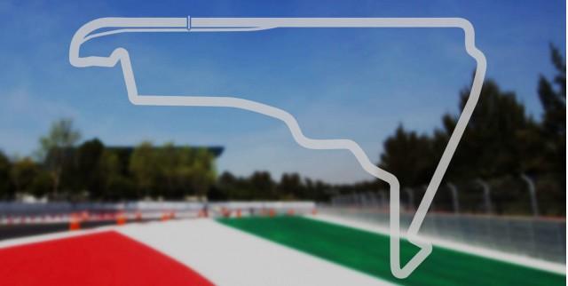 Autódromo Hermanos Rodríguez, home of the Formula One Mexican Grand Prix - Image via McLaren