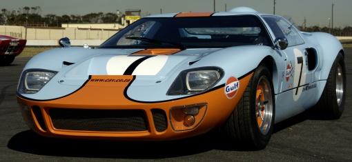 Auto Futura recreates '60s Gulf Oil Le Mans champion