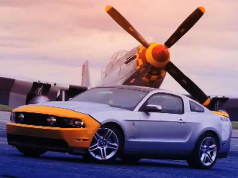 AV-X10 Dearborn Doll Mustang