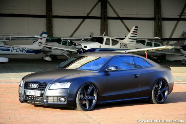 avus performance a5 coupe matte black 005