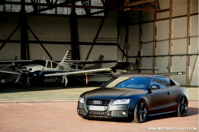 avus performance a5 coupe matte black 007