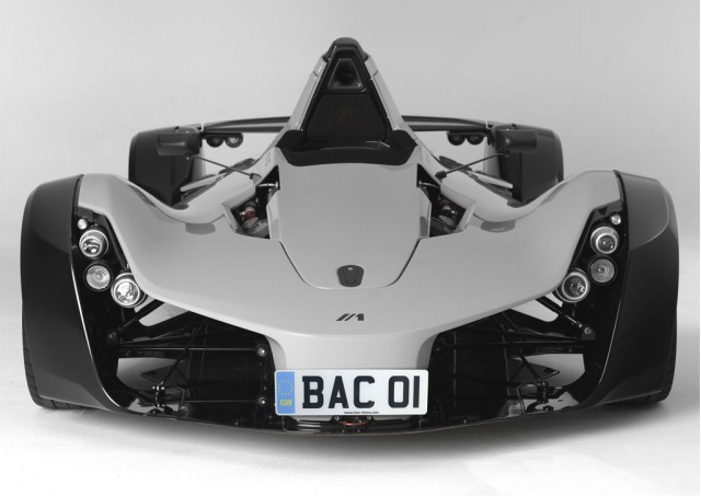 BAC Mono lightweight roadster