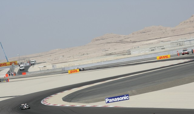 Bahrain International Circuit, home of the Formula 1 Bahrain Grand Prix