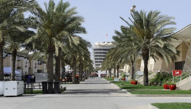 Bahrain International Circuit in Sakhir, home of the Formula 1 Bahrain Grand Prix