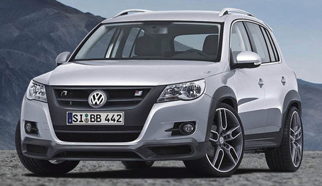 B&B Tuning offers performance upgrades for the entire Tiguan range