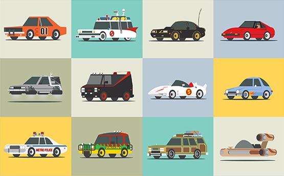 BBC Autos tv & movie car identification game