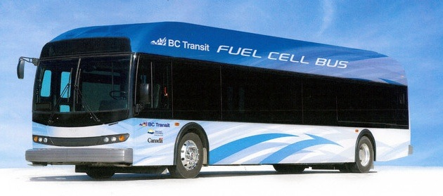 BC Transit Fuel Cell Bus