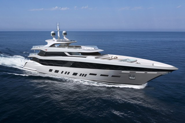 Benetti Fisker 50 concept