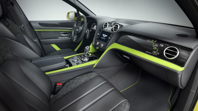 Bentley Bentayga Pikes Peak Special Edition