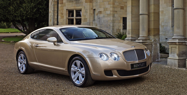 Where can i buy a bentley