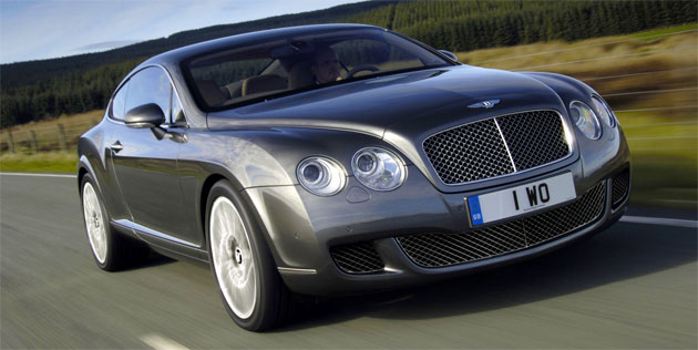 Bentley now guarantees 85% recyclability (or 95 % recoverability) of materials for all its current Continental models