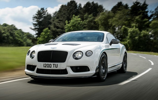 Bentley Continental GT3-R, 2014 Goodwood Festival of Speed