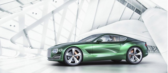 New Bentley Boss Rules Out Sports Cars