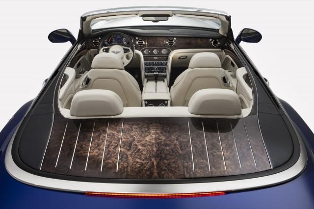 Bentley Grand Convertible Concept - 2014 Los Angeles Auto Show