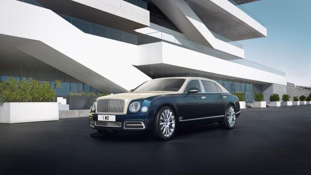 Bentley Mulsanne News Breaking News Photos Videos Motorauthority
