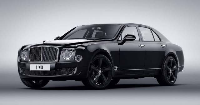 Bentley Mulsanne Speed Beluga