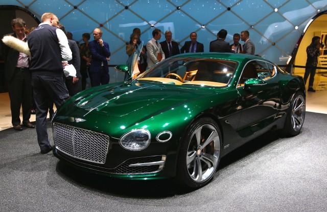 Bentley Exp 10 Sd 6 Concept