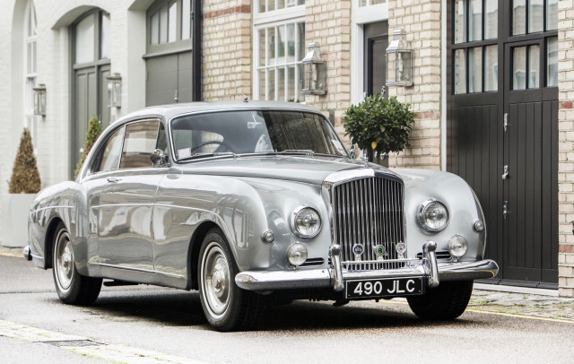 1960 Bentley S2 Continental Flying