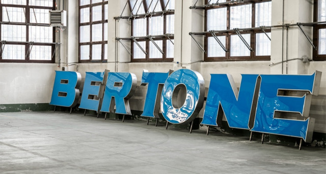 Bertone sign for sale at auction