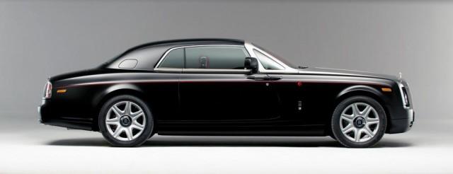 Bespoke Rolls-Royce Phantom Mirage Coupe
