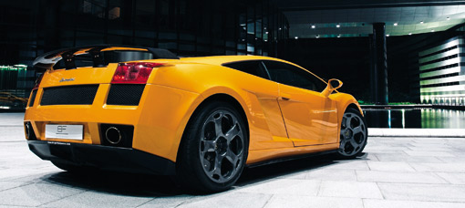 BF Performance Lamborghini Gallardo GT 540