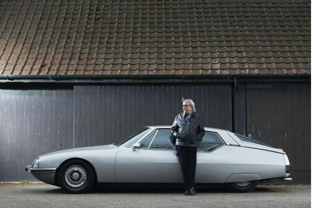 Bill Wyman's Citroën Maserati SM