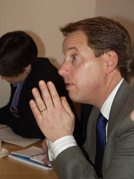 Bill Ford Geneva 2002