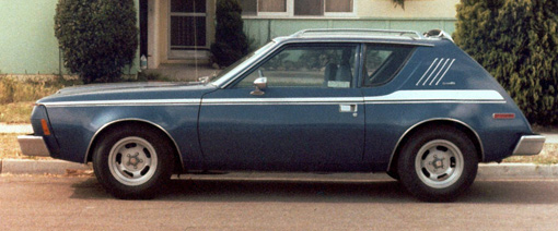 Blast from the past: AMC Gremlin